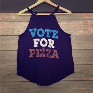 Vote for Pizza Tank 🍕